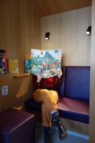 cabane de lecture